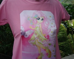 Camisa Personalizada Equestria girls My Litle Pony
