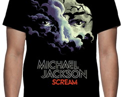 Camiseta Michael Jackson Scream - Estampa Total