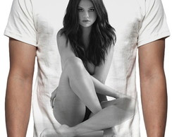 Camiseta Selena Gomez - Revival - Estampa Total