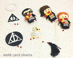 Pingente de Cortina Harry Potter