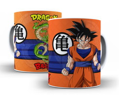 Caneca Dragon Ball Z - Goku