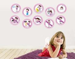 ... 10 Adesivos de Regras - Educação Infantil d64b77913e28e