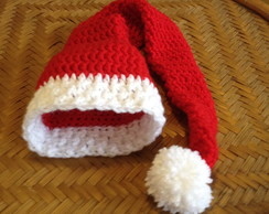 Touca / Newborn Papai Noel -