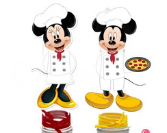 Tubete - Pizzaria do Mickey