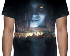 Camiseta Game Resident Evil 7 Eveline - Estampa Total