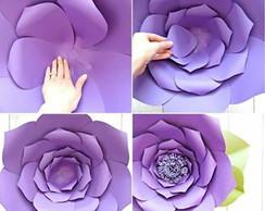 Flor Gigante Elo7