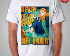 Camiseta King - Seven Deadly Sins