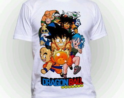 Camiseta estampada Dragon ball Super