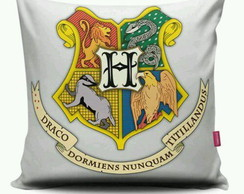 Almofadas Harry Potter Hogwarts