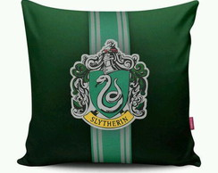 Almofadas Harry Potter Sonserina