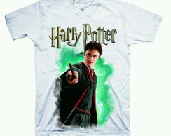 Camiseta estampada Harry Potter