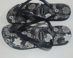 Havaiana decorada nr 35/36