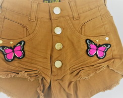 short customizado