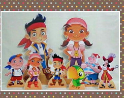 Display Jake e os Piratas
