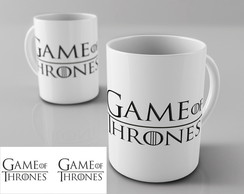 Caneca - Game of Thrones 02