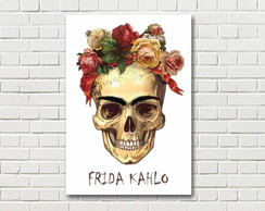 Quadro Decorativo Frida Kahlo PRONTA ENTREGA