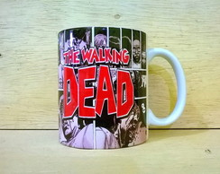 Caneca The Walking Dead.