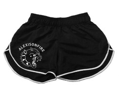 Short Feminino Alexisonfire
