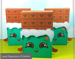 Caixa Chocolate Shopkins