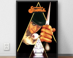 Quadro Clockwork Orange (30x40)