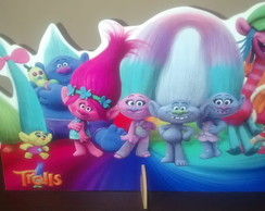Trolls - Display de mesa 30 cm