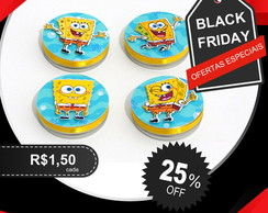 Latinha Bob Esponja ** Black Friday **