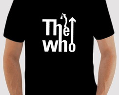 Camiseta The Who - Banda - Rock