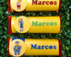 Chocolate Suflair Simpsons
