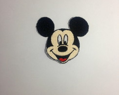 Patch Bordado Rosto Mickey - modelo1