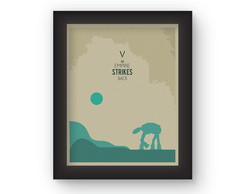 Poster/Quadro Star Wars The Empire Strikes Back