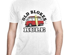 Camiseta Kombi Old Blokes Rule