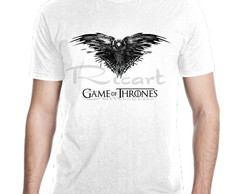 Camiseta Game Of Thrones Mod 02