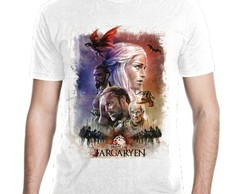 Camiseta Game Of Thrones Casas Mod 10