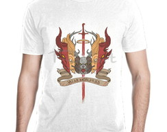 Camiseta Game Of Thrones Casas Mod 18
