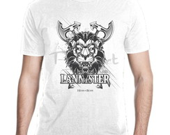 Camiseta Game Of Thrones Casas Mod 23