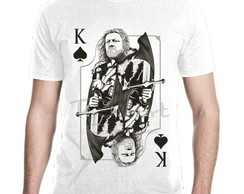 Camiseta Game Of Thrones Casas Mod 24