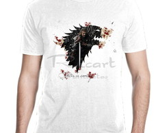 Camiseta Game Of Thrones Casas Mod 32