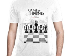 Camiseta Game Of Thrones Casas Mod 34