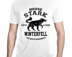 Camiseta Game Of Thrones Casas Mod 42