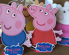 PEPPA PIG - DISPLAY DE MESA