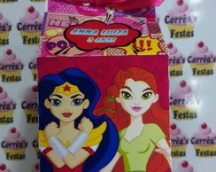 Caixa Milk Dc Superhero Girls