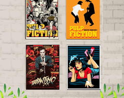Poster Pulp Fiction ( unidade )