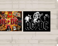 Poster ACDC musica rock