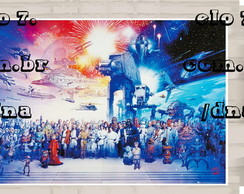 Posters STAR WARS ( unidade )