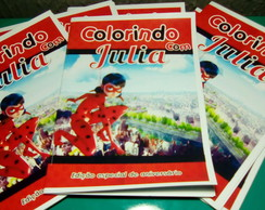 Revista de colorir Larybug