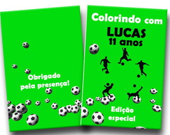 revista colorir futbol 14x10