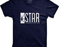 Camiseta Star Labs (Série The Flash)