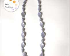 Colar That Gray - Ateliê ArteBijoux