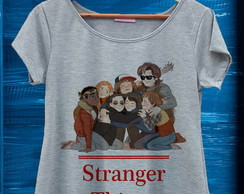 T-shirt Mescla Stranger Things
