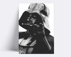 Placa decorativa / DARTH VADER 155